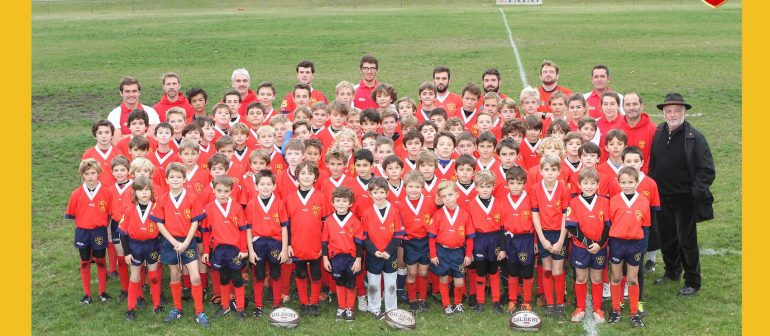 ECOLE DE RUGBY –  ORGANISATION 2018-2019