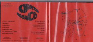 Plaquette CD