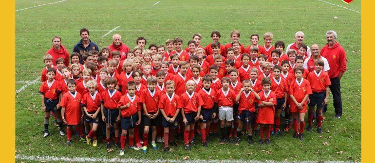 École de Rugby : reprise ce mercredi !