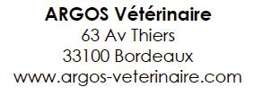 Argos veterinaire ecriture