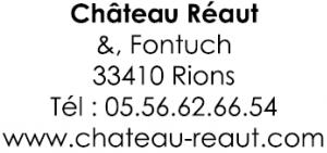 Chateau reaut ecriture